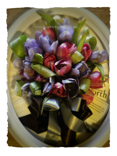 Freeze dry preserved tulips ny