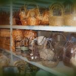 imported florist baskets