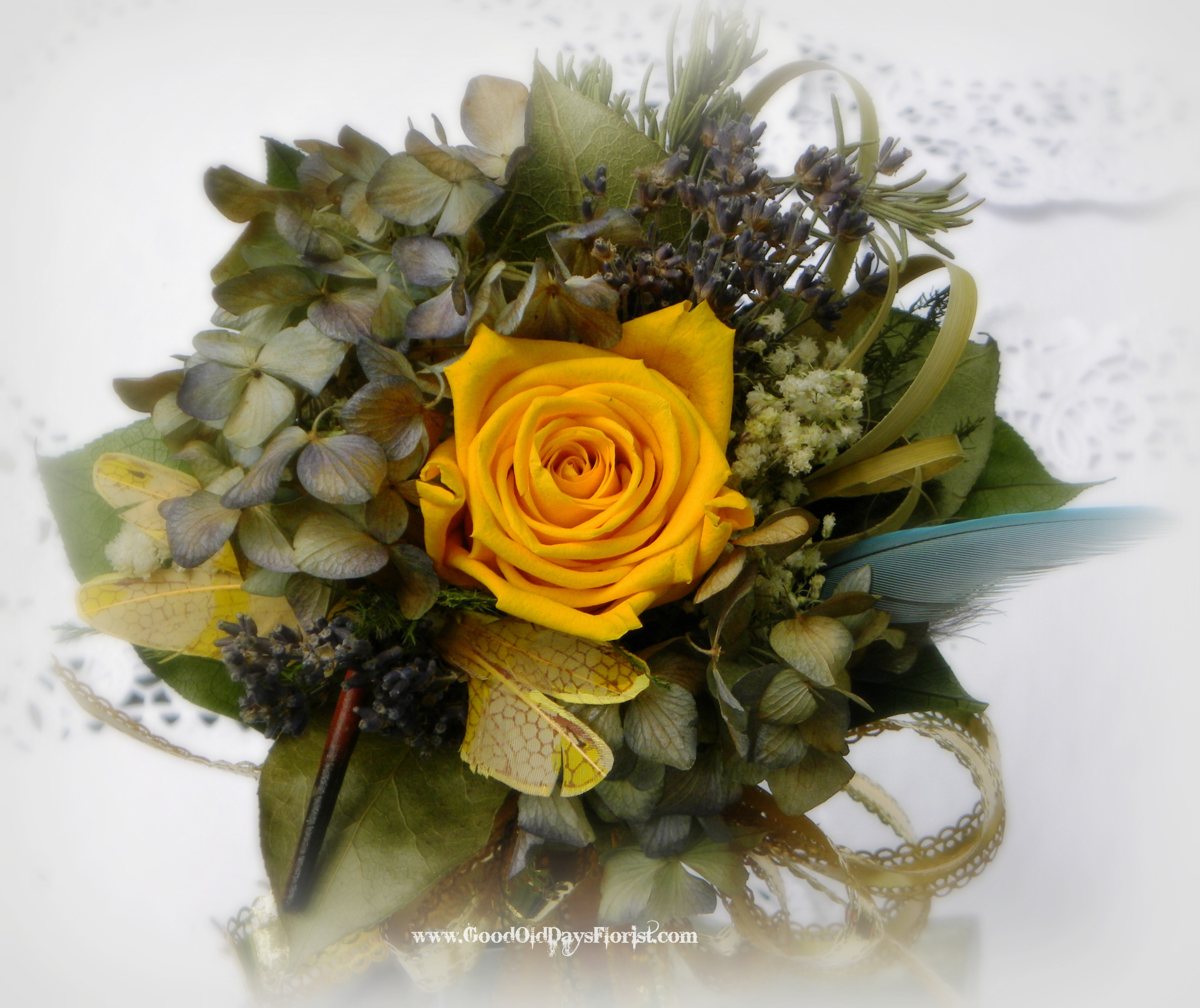 Meaningful Wedding Flowers-Create a bouquet of thought