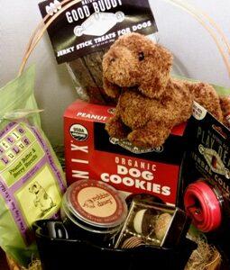Pet Baskets & Goods
