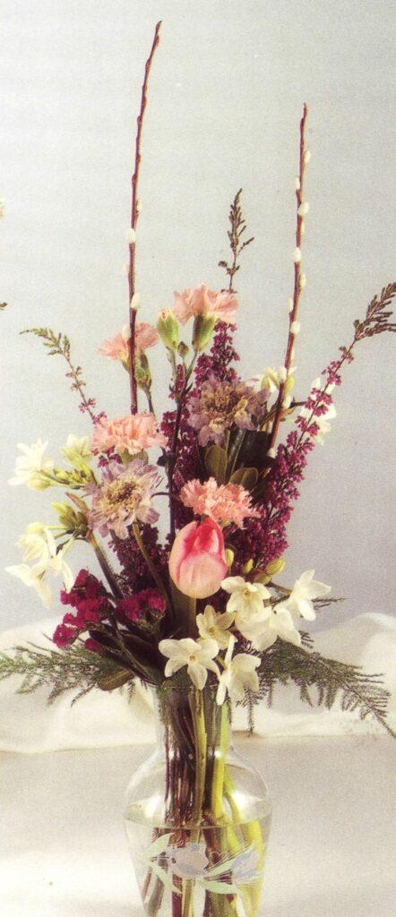 mini garden vase