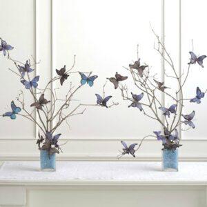 Butterfly tree garden