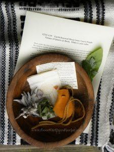 medicine pouch pendant